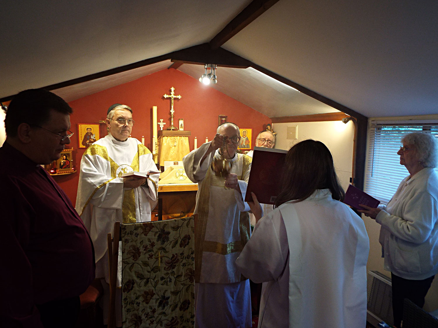 The Baptism of the Lord  10th January 2016  – TESSAC